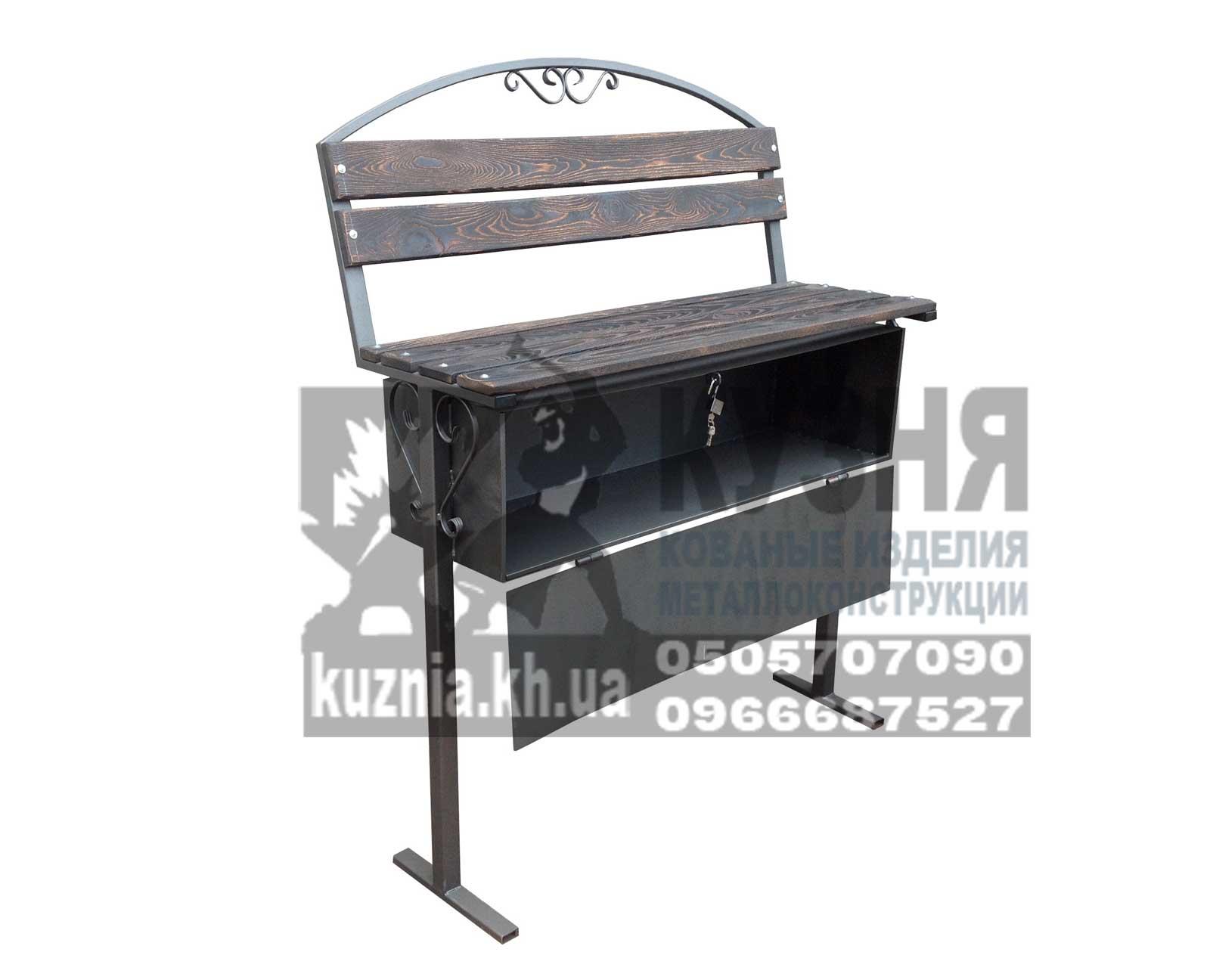 Сделать скамейку на кладбище со спинкой своими руками 65