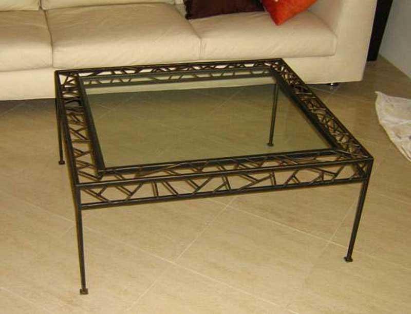Мебель из металлического профиля